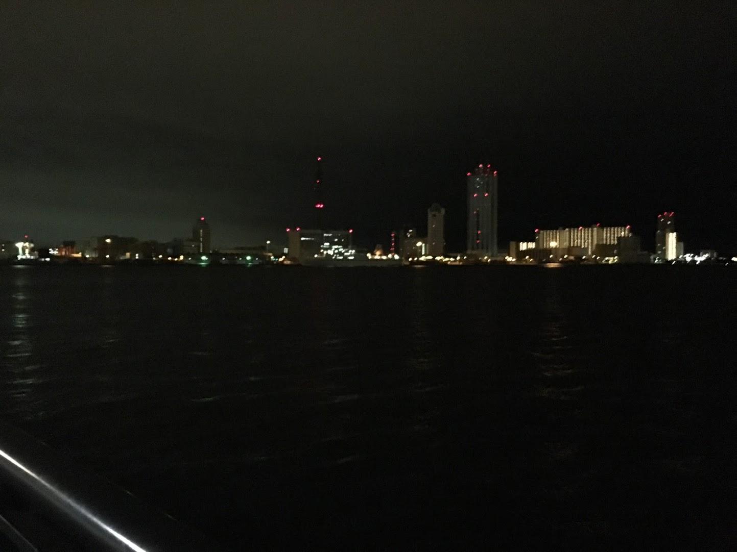 大阪港中央突堤臨港緑地