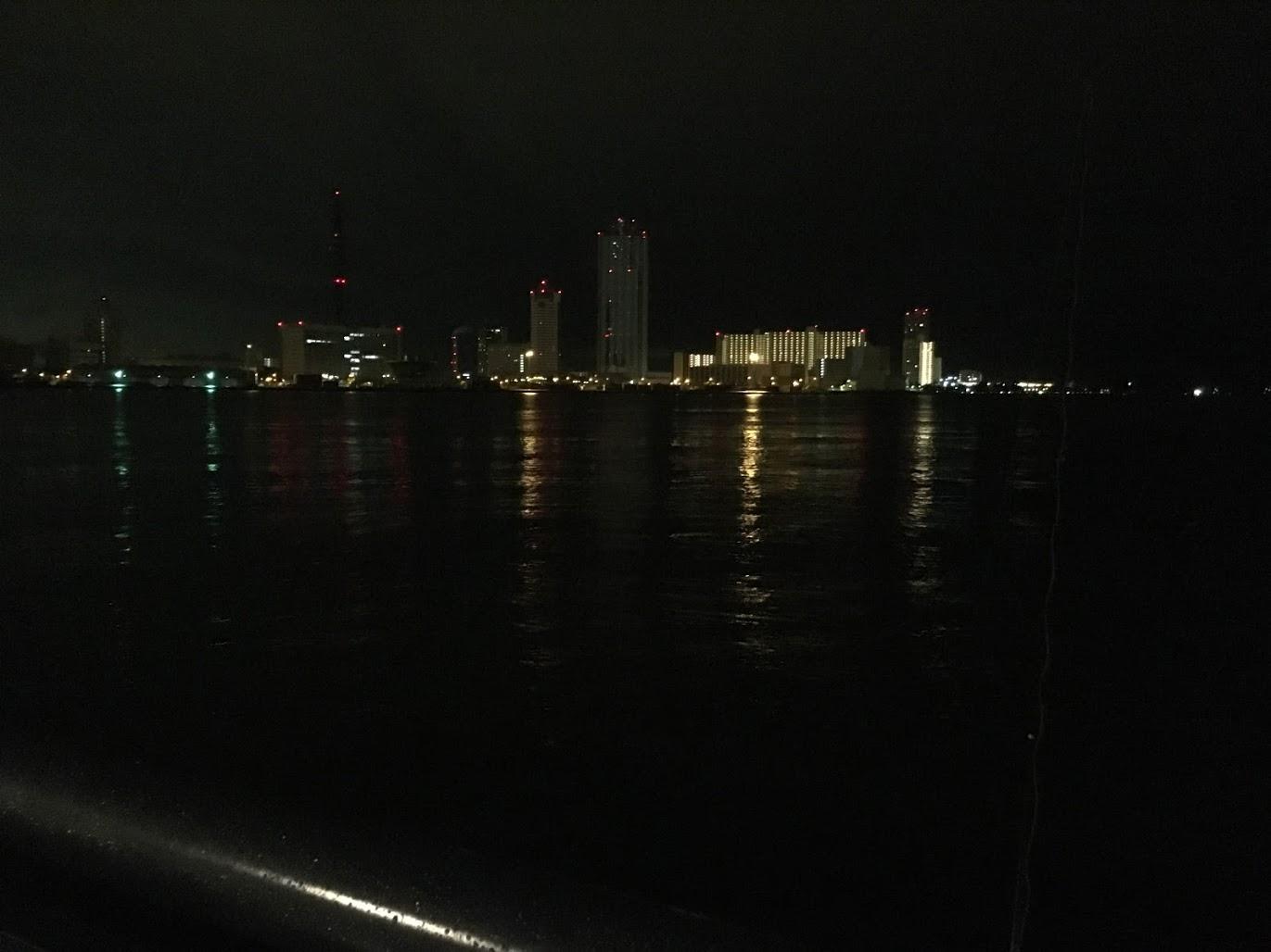 大阪港 中央突堤