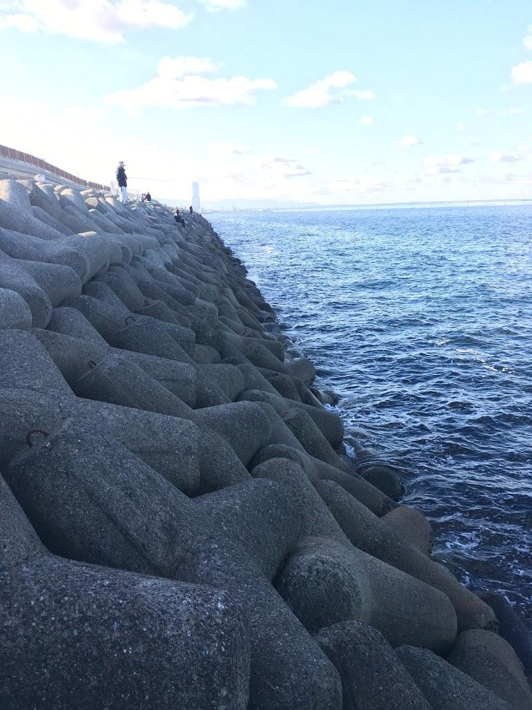 貝塚人工島沖向き3